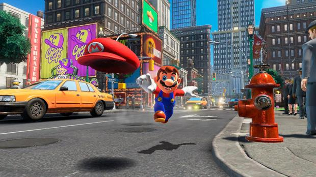 Super Mario Odyssey will be a smash hit on Nintendo Switch