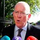 Justice Minister Charlie Flanagan. Photo: Tom Burke
