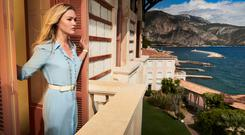 BIG-BUDGET: Sky Atlantic drama 'Riviera' starring Julia Stiles