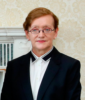 Justice Maire Whelan newly appointed to the Court of Appeal.