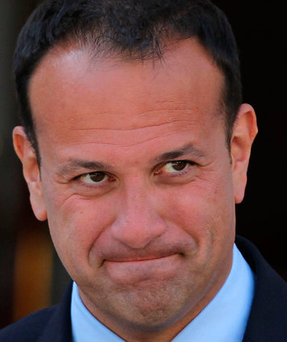 Taoiseach Leo Varadkar. Photo: Collins Photos
