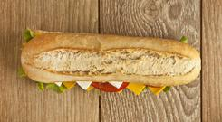 Make changes - even if it is just your lunchtime sandwich