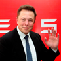 Tesla Motors Chief Executive Elon Musk. Photo: Reuters