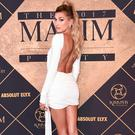 Hailey Baldwin attends the 2017 MAXIM Hot 100 Party at the Hollywood Palladium on Saturday, June 24, 2017, in Los Angeles. (Photo by Richard Shotwell/Invision/AP)