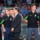 Brian Kerr led Ireland to a third place finish at the 1997 Youth World cup in Malaysia
