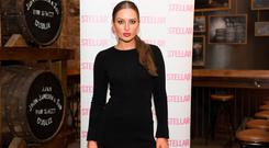 Roz Purcell at the Stellar 100 party at Jameson Distillery