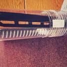 The machete seized by police. Pic: PSNI