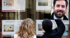 Homes in urban areas around the country worth €350,000 are expected to rise in value by another €5,000 next month alone