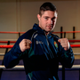 Joe Ward claimed his third European gold medal with a unanimous victory on Saturday. Photo by Seb Daly/Sportsfile