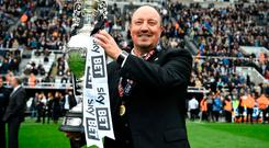 Newcastle have failed to close deals that Benitez (above) knew were there to be finalised. Photo by Stu Forster/Getty Images