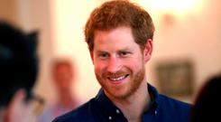 Prince Harry admitted he once 'wanted out' of the Royal Family. Photo: PA