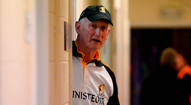Kilkenny hurling manager Brian Cody will be anxious for his team to pick up the pieces after losing to Wexford. Photo: Daire Brennan/Sportsfile