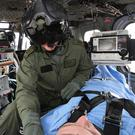 Due to staff shortages the Air Corps is now providing a limited air ambulance service