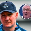 Jim Gavin was not impressed by Pat Spillane's remarks on Diarmuid Connolly's push on linesman Ciarán Branagan