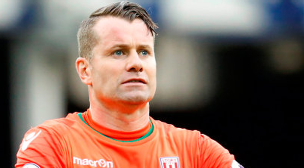 Former Ireland goalkeeper Shay Given is looking for a new club after being released by Stoke City.