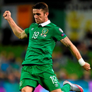 St Kevin's Boys produced Irish international players like Robbie Brady. Photo: Sportsfile