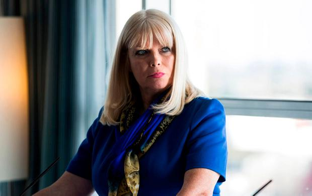 A report ordered by the former enterprise minister Mary Mitchell O'Connor into the botched investigation is being examined by the Attorney General. Photo: Mark Condren