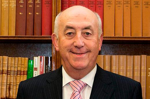 High Court President Peter Kelly. Photo: Shane O'Neill Photography