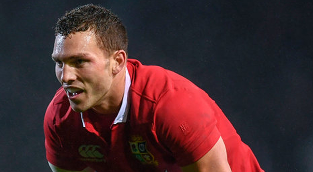 George North has a final audition this morning to regain his Lions Test place. Photo: Getty Images