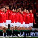 It is my belief that the Lions will be finished within the next 12-year cycle. There are too many external pressures piling in on them. Photo: Sportsfile
