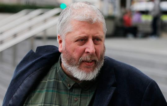 Tom Humphries pleaded guilty at Dublin Circuit Criminal Court to six counts of abuse of a girl under the age of 17. Photo: Collins