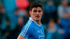 Dublin's Diarmuid Connolly. Photo by Daire Brennan/Sportsfile