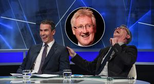 Joe Brolly described Pat Spillane's comments on Diarmuid Connolly incident as 'studied'