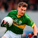 Tomás Ó Sé: scored 2-4 to help Kerry overcome Cork. Photo by Sam Barnes/Sportsfile