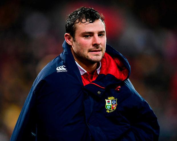 Robbie Henshaw. Photo by Stephen McCarthy/Sportsfile
