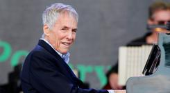 Burt Bacharach. Photo: PA Wire