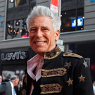 Adam Clayton arrives at the MusiCares MAP Fund Benefit Concert at the PlayStation Theater in New York. Picture: Getty