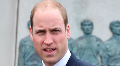 Prince William. Photo: Getty Images