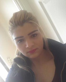 Claudia Stoica is missing from her home at Carrig Clune, Tullamore.