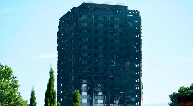 Council leader resigns after pressure from Conservative colleagues — Grenfell Tower fire