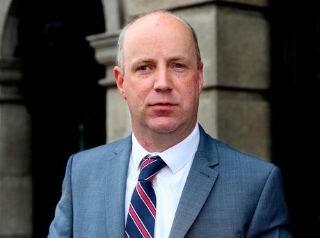 Minister for Older People Jim Daly called for more flexibility. Photo: Tom Burke
