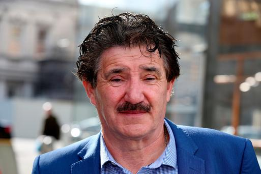 Independent Alliance minister John Halligan, who has responsibility for school transport. Photo: Tom Burke