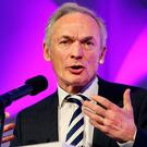 Richard Bruton will allow education facilities under the patronage of the Church of Ireland and other religions to factor ethos into their admission policies.