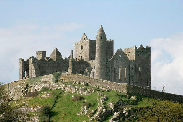 The Rock of Cashel in Tipperary