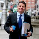 Finance Minister Paschal Donohoe benefits from the boundary changes. Photo: Tom Burke