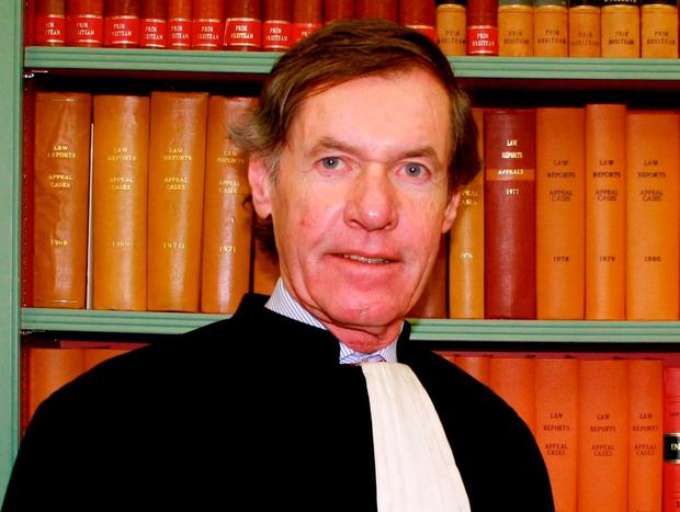 Mr Justice William McKechnie: reached conclusion the Court of Appeal judgment can not stand