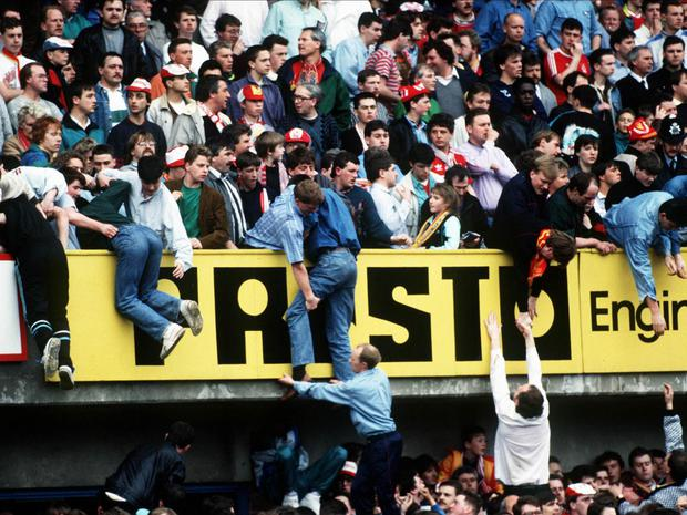 The Hillsborough disaster was about Richard Sellers
