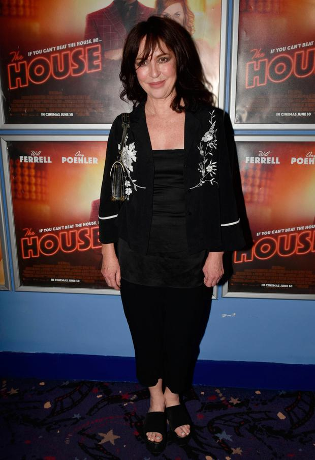 Morah Ryan at The House premiere at Cineworld, Dublin