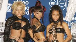 TLC won the MTV Video Music Award for Best Group Video for their video