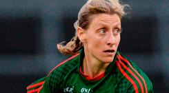 Cora Staunton of Mayo. Photo: Sportsfile