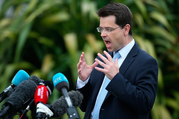 Northern Ireland Secretary James Brokenshire Picture: Niall Carson /PA Wire