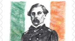 New stamp honours Thomas Francis Meagher