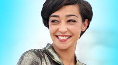 Ruth Negga, pictured, along with Ciarán Hinds and Domhnall Gleeson, has been invited to join the Academy of Motion Picture Arts and Sciences