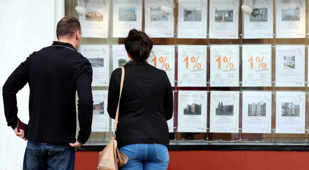 House prices are shooting up by €2,000 a month and are now almost 12pc higher than they were a year ago.