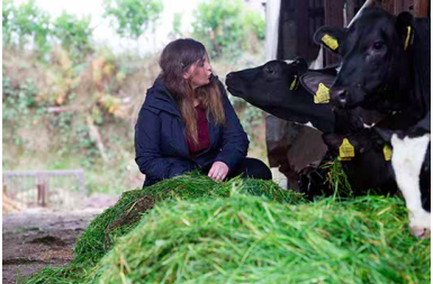 Marie, who's now 22, invented a top selling product to improve farm safety