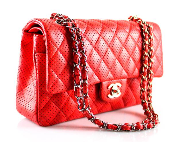 Chanel flap bag at the Designer Exchange